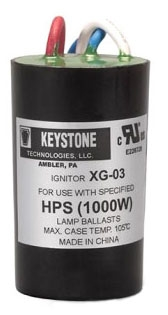 (KEYSTONE) IGN-XG-03 IGNITOR FOR 1000 HPS