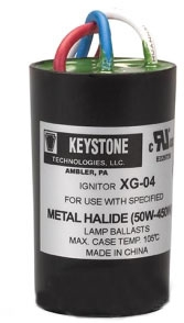 (KEYSTONE) IGN-XG-04 PROBE AND PULSE START IGNITOR FOR 50-450W MH