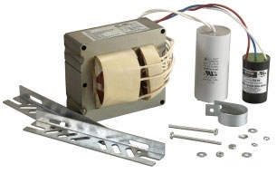 KEY MPS-320A-P-KIT 320W Pulse Start (M132) Metal Halide Ballast Kit, 88% Efficiency