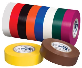 Shurtape EV057C BLUE 3/4X66 COLOR CODING TAPE 200786(fka 3M 1700C)