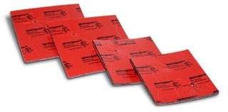 "STI EP44 Insert Pad for 4""Sq Box Peel & Stick to inside of the box (fka Rectorseal 66367)"