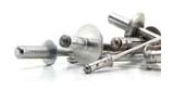 AD62ABS - Open End Blind Rivet by POP Stanley Engineered Fastening