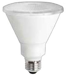 TCP LED10P30SD30KNFL TCP 10W PAR30S 3000K 725 LUMEN DIMMABLE 25DEG LED LAMP