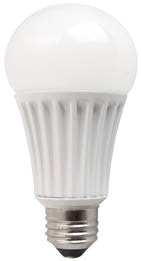 TCP-LED13A21DOD30K 13W DIMMABLE OMNI DIRECTIONAL A-LAMP (75W EQUIVALENT)
