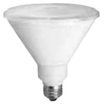 TCP LED17HOP38D41KNFL TCP 17W PAR38 4100K 1800 LUMEN DIMMABLE 25DEG LED LAMP