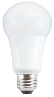 TCP-LED7A19DOD50K DIMMABLE 7W OMNI-DIRECTIONAL A19 - 5000K