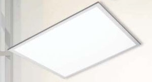 TCP TCP-FP-2-U-ZD-36-41K TCP LED FLAT PANEL 2X2 4100K 3600 LUMEN 0-10V DIMMING 120-277V