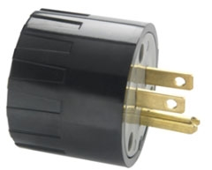 P&S 1264 15/20A 125V TRLR ADAPTER