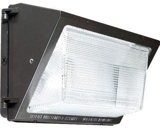 SAT 65-057R1 SAT LED WALL PACK 5000K 5695 LUMEN 120-277V BRONZE