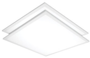 sat 65-322 SAT 2X2 LED FLAT PANEL 4000K 4194 LUMEN 0-10V DIMMING 120-277V