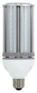 (S29671) 22W/LED/HID/2700K/100-277V 22W 100-277V 2700K MEDIUM (E29) BASE NON-DIMMABLE LED COB LAMP 2680 LUMENS 50,000 HOUR AVERAGE RATED LIFE