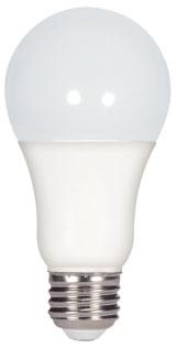 SAT S29816 SAT 15W A19 3000K 1600 LUMEN DIMMABLE 120V LED LAMP