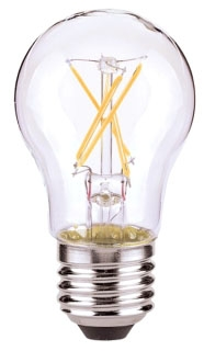 sat S8615 SAT 4.5W 2700K 450 LUMEN DIMMABLE 120V VINTAGE LED LAMP