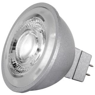 sat S8643 SAT 8W 4000K 490 LUMEN DIMMABLE 40DEG MR16 12V LED LAMP