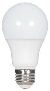 sat S8915 SAT 8.5W A19 3000K 800 LUMEN NON-DIMMABLE 120-277V LED LAMP