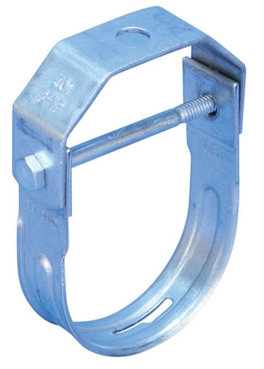 4010150EG 1-1/2 ERICO CLEVIS HANGER 610LB STATIC LOAD RATED
