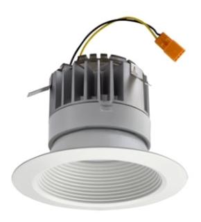 lit 4BPMW-LED-40K-90CRI LIT LED RETROFIT TRIM F/ 4