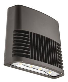 lit OLWX2-LED-150W-50K-DDB LIT LED UP/DOWN/FLOOD 5000K 12769 LUMEN 120-277V BRONZE *225G3Y