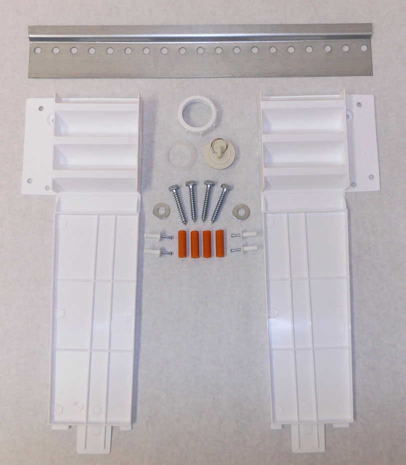 18.200W MUSTEE WALL MOUNTING BRACKET FOR LAUNDRY TUB