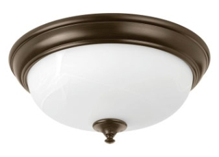 prg P350003-020-30 PRG 1-28W 3000K FLUSH MOUNT