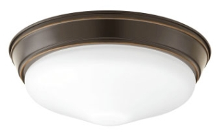 prg P350054-020-30 PRG 1-25W 3000K FLUSH MOUNT
