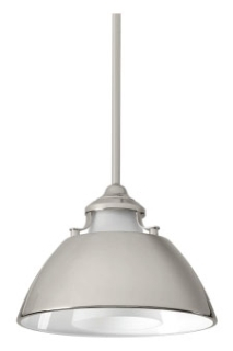 prg P500013-104 PRG 1-100W MED PENDANT POLISHED NICKEL