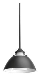 prg P500013-143 PRG 1-100W MED PENDANT black