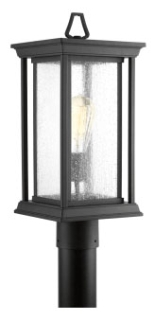 prg P5400-31 PRG 1-100W MED POST LANTERN BLACK