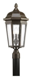 prg P540002-020 PRG 3-60W CAND POST LANTERN