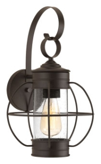 prg P560043-020 PRG 1-100W MED WALL LANTERN ABZ