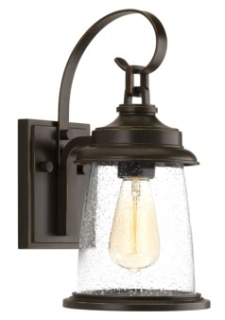 prg P560083-020 PRG 1-100W MED WALL LANTERN ABZ