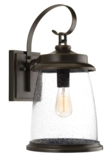 prg P560085-020 PRG 1-100W MED WALL LANTERN ABZ