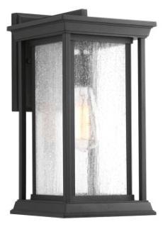 prg P5610-31 PRG 1-100W MED WALL LANTERN black