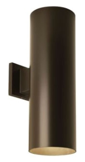 PRG P5642-20/30K PRG UP/DN LED CYLINDER BRONZE 6