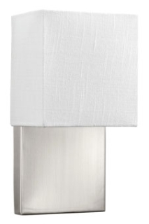 prg P710010-009-30 PRG LED Sconces 1-9W 3000K WALL SCONCE grey
