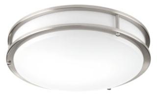 prg P7253-0930K9 PRG 23W CTC LED ROUND Gray