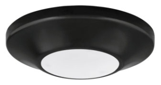 prg P8240-31/30K9-AC1-L06 PRG LED SURFACE LIGHT & TRIM 3000K 12W 623 LUMEN BLACK (FOR JUNCTION BOX MOUNT ONLY)