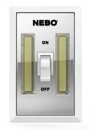 Nebo Flipit Portable Work Light 2PK