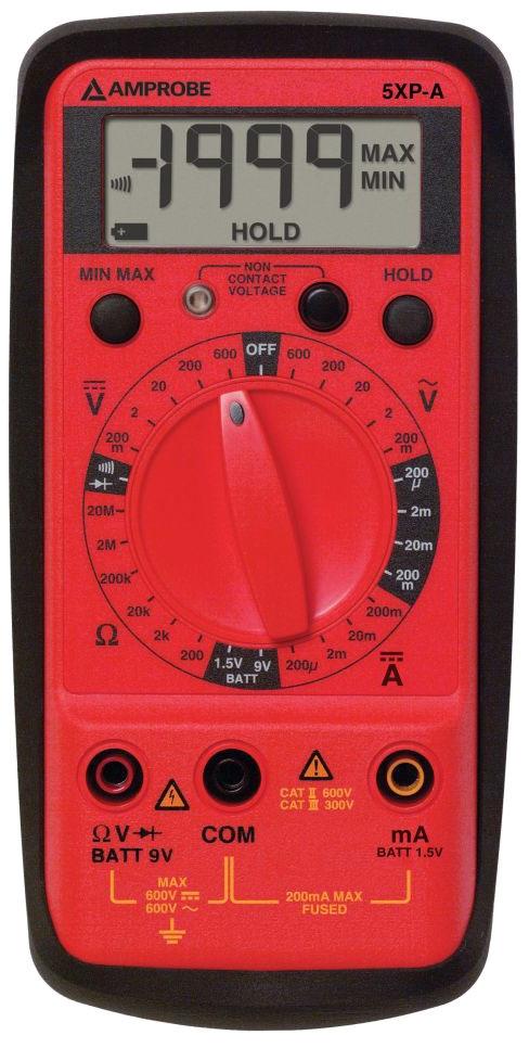 Fluke Pocket-sized 200ma Dc Max