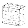 Appelton Four Square Box Steel W/One Inc