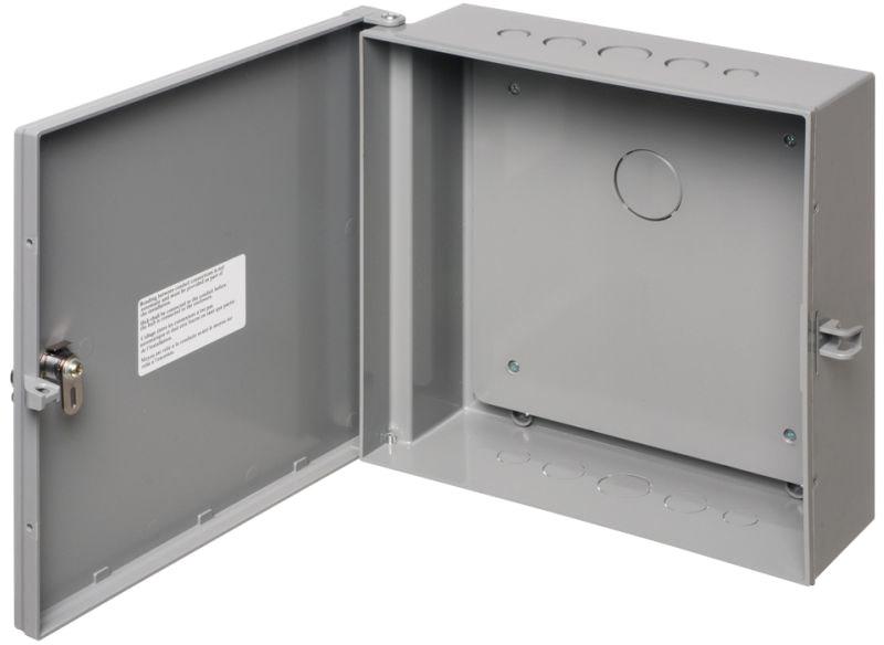 Arlington 12x12x4 NEMA 3R Box with BP