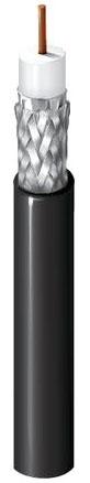 Belden Rg6  Pvc Digital O/S 95% CB Black
