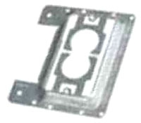 Legrand 1g Low Volt Mounting Plate NC