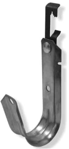 Legrand 2in J-Hook w/ Bat Wing 50/BX