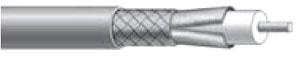 CCT RG6 Dual Shield Coax PVC Black