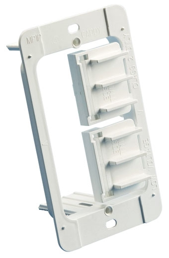 Caddy SG Plastic Mounting Plate, 10BG