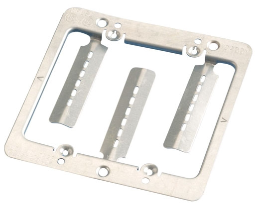 Caddy 2G Metal Mounting Plate