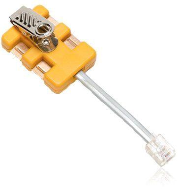 Fluke 4 Wire Banjo Adapter Inline