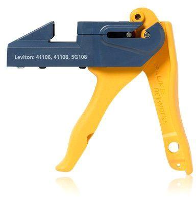 Fluke JackRapid Tool for Leviton Cat5e