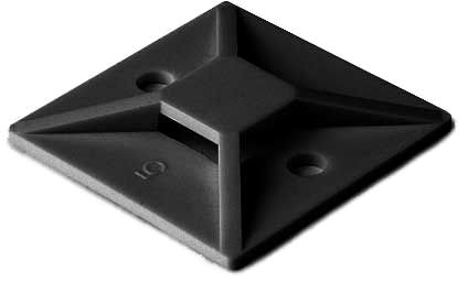 Tyton 3/4in Cable Tie Adhesive Base